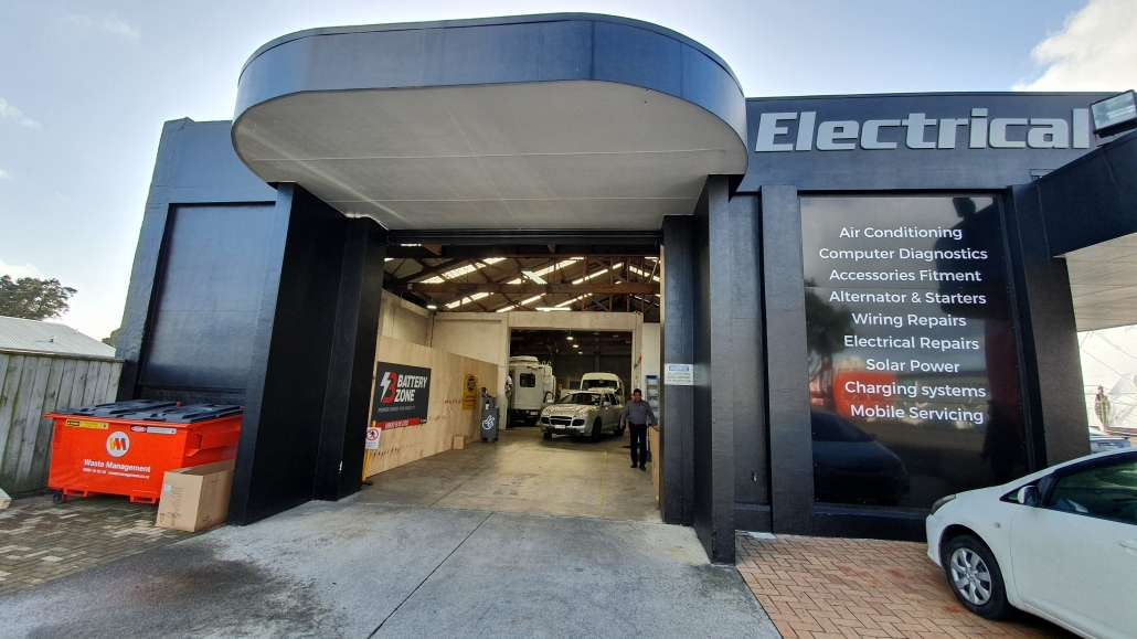 Auto Electricians New Plymouth Taranaki